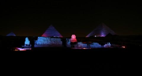 انبعاث حراري من تحت أهرامات مصر يحير علماء الآثار