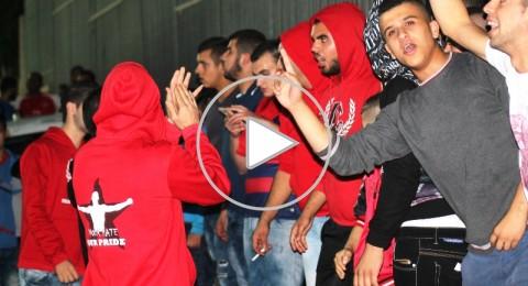اتحاد سخنين: ابو يونس ينفجر في غرفة تبديل الملابس ويشير بإصبع الاتهام للطاقم المهني