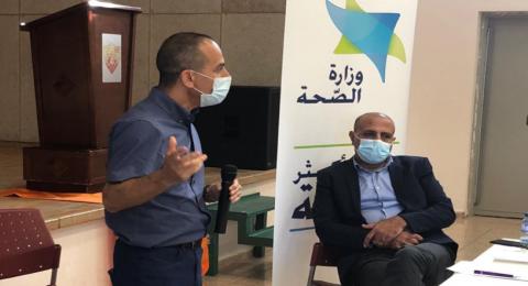 إثر ارتفاع نسبة العدوى- جامزو يطالب بوقف زيارة مناطق الضفة الغربية
