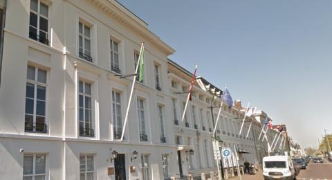 إطلاق نار على السفارة السعودية في لاهاي