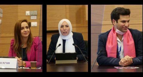 بمبادرة النائب سندس صالح: جلسة لخفض سن فحص سرطان الثدي إلى 40 عامًا