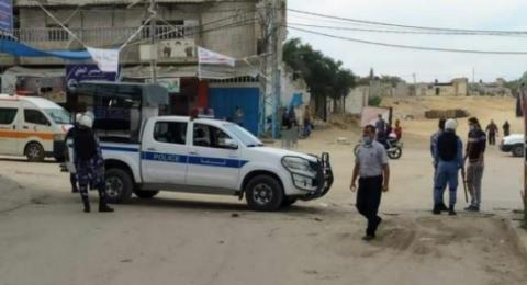 غزة: تسجيل حالة وفاة و201 اصابة جديدة بكورونا
