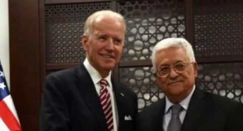 عباس يهنئ بايدن: نتطلع للعمل معا من أجل السلام والاستقرار بالمنطقة