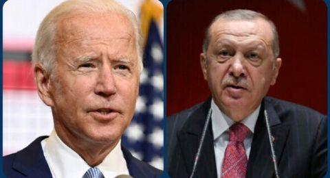 أردوغان يكسر صمته ويهنئ بايدن ويتحدث عن تعاون وتحالف بين تركيا والولايات المتحدة