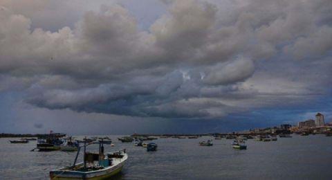 حالة الطقس: احتمال سقوط امطار خفيفة