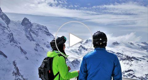 4 مواقع تزلج عالمية في 4 جولات سياحية افتراضية