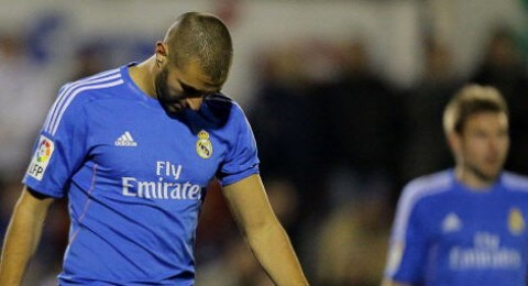 ريال مدريد يكتفي بالتعادل امام اولمبيك تشاتيفا في كاس اسبانيا