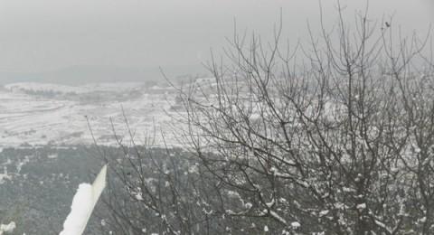 انجراف مركبة في مياه نهر  شوريك  قرب بيت شيمش وانقاذ مستقليها