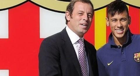 رئيس برشلونة متهم بسرقة 40 مليون يورو