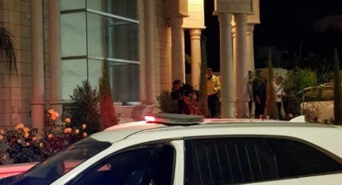 سخنين: اطلاق نار على منزل رئيس البلدية صفوّت أبو ريا