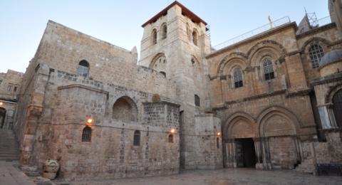 اسرائيل تقرر منع مسيحيي غزة من زيارة الأماكن المقدسة بالضفة