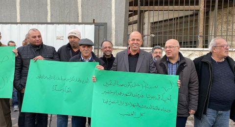 الالاف المصلين يؤدون الجمعة في الأقصى ووقفة تنديدا باعتداءات المستوطنين
