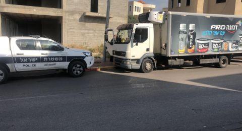 كابول: سطو مسلح على شاحنة
