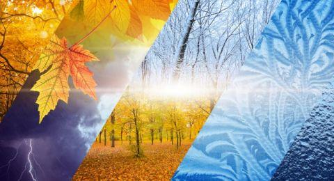 الطقس: جو بارد في جميع المناطق وأمطار في الشمال