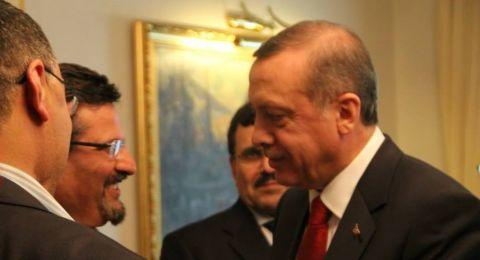 أردوغان يعرب عن إعجابه ببوتين وترامب