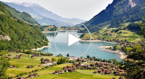 أفضل المدن السياحية في سويسرا