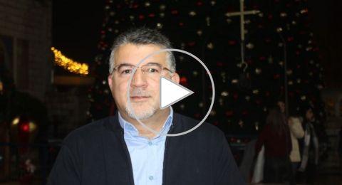 النائب يوسف جبارين يشكر موقع بكرا ويهنئ المحتفلين بالأعياد المجيدة