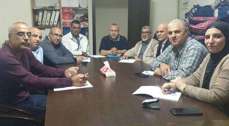 جلسة طارئة للّجنة القطرية لأولاء أمور الطلاب العرب في أعقاب نتائج إمنحانات البيزا الدولية