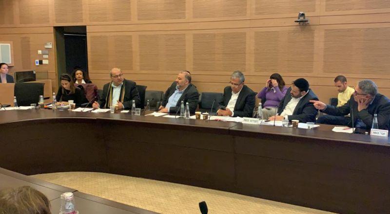تعطيل قرار مصادرة اراضي مسار القطار الخفيف حيفا-الناصرة