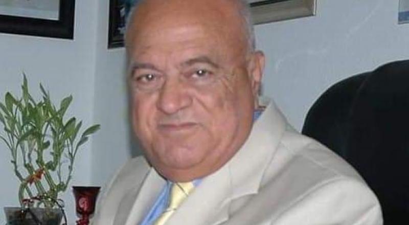 وفاة رئيس بلدية باقة الغربية السابق، الحاج سمير درويش
