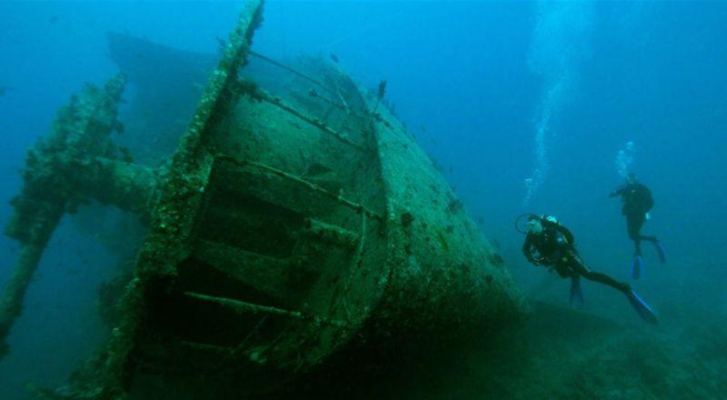 اكتشاف سفينة تعود لحقبة