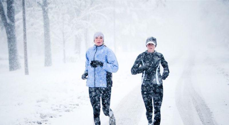 4 طرق لتبقى مستعداً لممارسة الرياضة في الشتاء