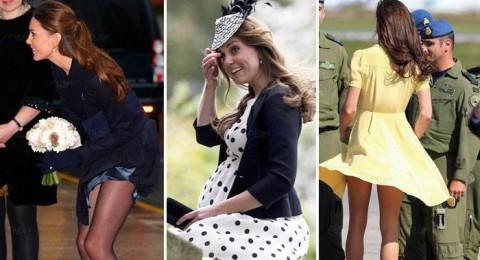 الملكة إليزابيث تحذر كيت ميدلتون من ارتداء الملابس القصيرة