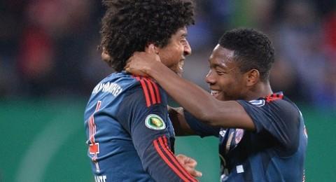 كأس المانيا : بايرن يفوز بخماسية وليفركوزن يتفاجأ