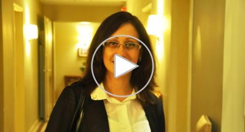 سامية عرموش امرأة المهماتْ الصعبة في بلدية حيفا