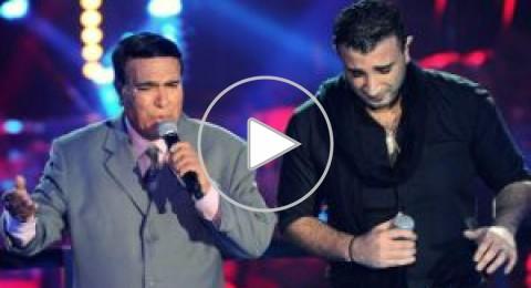 عامر توفيق وغازي خطاب في The Voice يستحقان التصفيق الحار