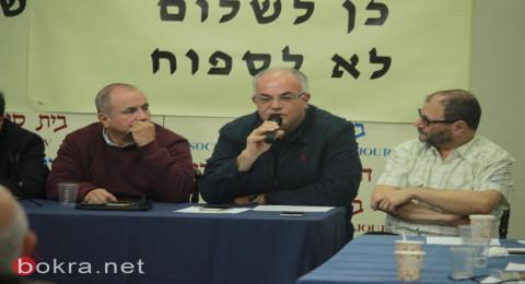 رئيس بلدية الطيبة شعاع منصور: كل حلّ يتغاضى عن الحقوق الشرعية للشعب الفلسطيني بحلّ الدولتين لشعبين لن يكون مقبولاً
