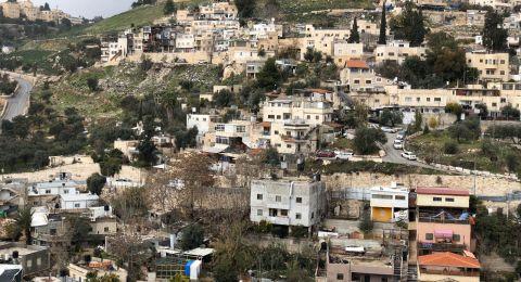 حي بطن الهوى: أطماع المستوطنين تتزايد لتهويده والسيطرة عليه
