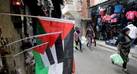 الحريري: توطين اللاجئين الفلسطينيين في لبنان ليس وارداً