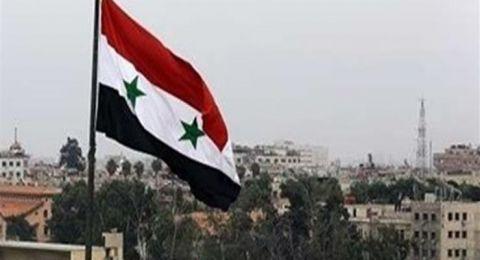 سوريا تحذر من خطر استخدام محتمل لسلاح نووي من قبل الإرهابيين