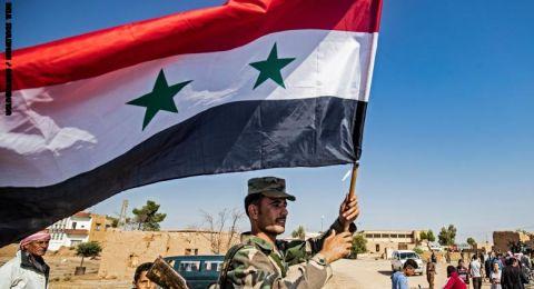الجيش السوري يواصل تقدمه في إدلب وعينه على باب الهوى