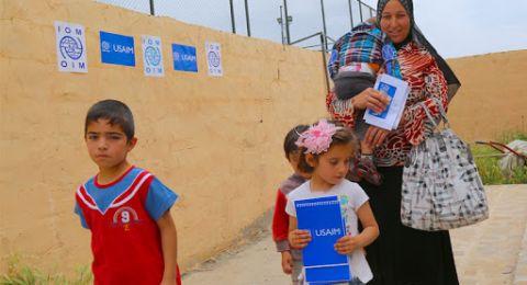 300 عائلة فلسطينية في العراق مهددة بالتشرد