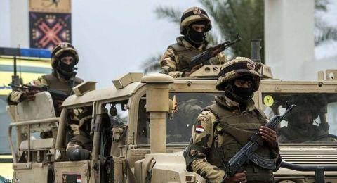 مصر.. مقتل 17 إرهابيا في حملة أمنية بالعريش