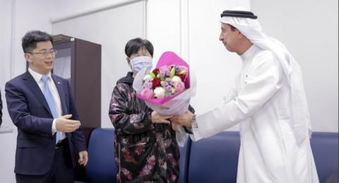 الإمارات تعلن عن أول حالة شفاء من