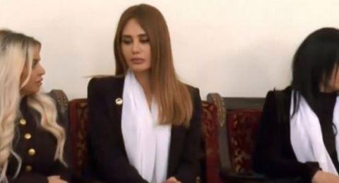 رامي عياش: أتمنى خروج زوجتي من الفاجعة بأقل أضرار صحية!