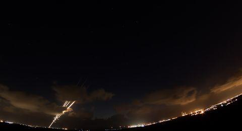 الجيش الإسرائيلي: إطلاق صاروخ من قطاع غزة