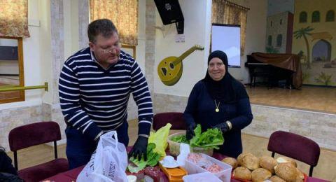 المركز الجماهيري أبو سنان يقيم فعالية لذوي الاحتياجات الخاصة