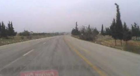 الجيش السوري يقترب من تأمين اوتستراد حلب دمشق