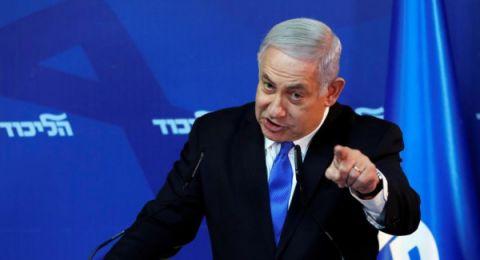 نتنياهو يعلن الاستعداد لشن حملة عسكرية كبيرة ضد قطاع غزة