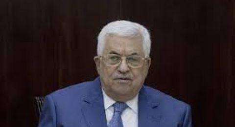 عباس يلتقي وزير الخارجية المغربي في عمان ويستلم رسالة من الملك