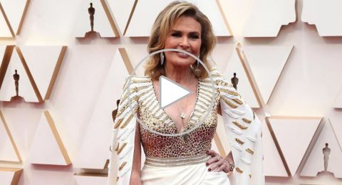 يسرا تكشف كواليس مشاركتها في حفل الأوسكار وأخبار سعيدة للسينما السعودية