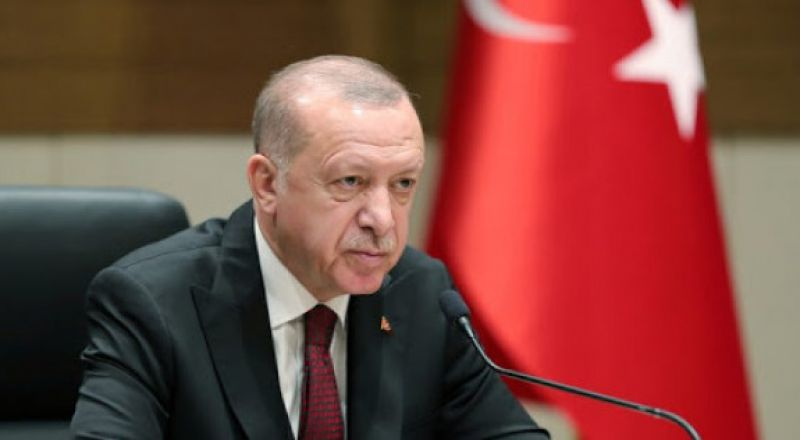 أردوغان: (صفقة القرن) خطة احتلال ولن نترك القدس تحت رحمة إسرائيل