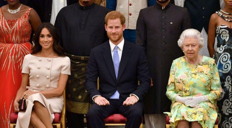 الملكة إليزابيث تصدر أمراً ملكياً بعودة الامير هاري وزوجته الى بريطانيا