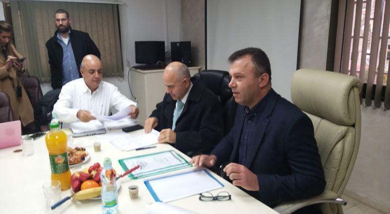 ماهي الاسباب الأمنية التي تم بحثها في لقاء مدير عام وزارة المعارف مع ممثلي الشاباك !!!!