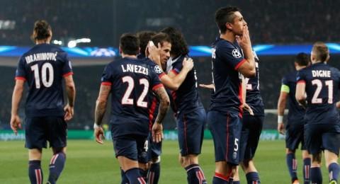 باريس سان جيرمان يحسم تأهله الى الدور المقبل بفوز جديد على ليفركوزن