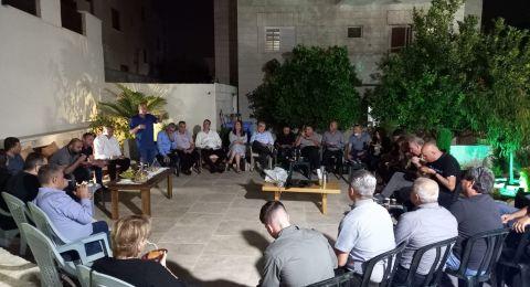 إفطار جماعي لمنتدى المدراء العرب بشركة المراكز الجماهيرية